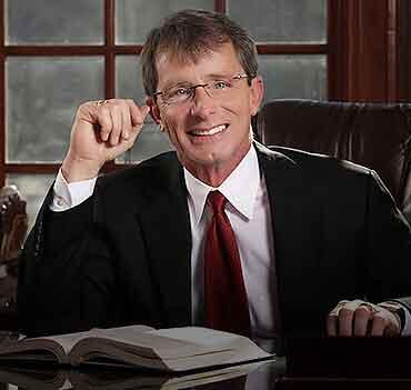 Meet Jim Leach Personal Injury Attorney