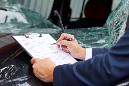 Gather Information About the Car Accident