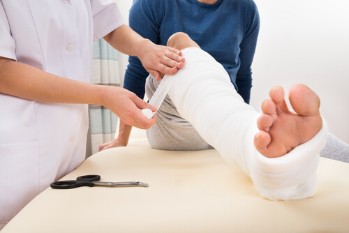 joint broken bones injury attorney Jim Leach will take the time to help you understand the nature of your West Virginia case.