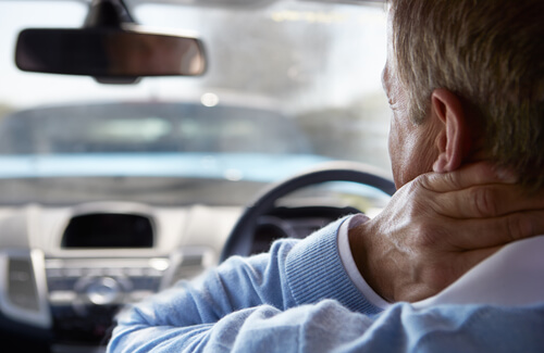 Whiplash in Car Accidents
